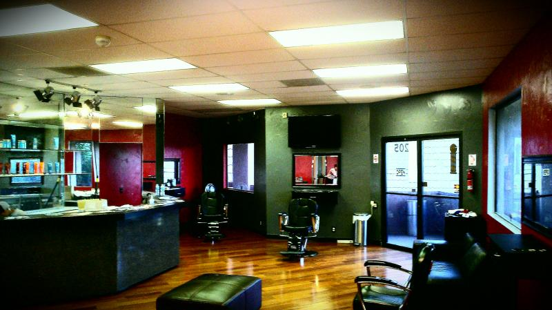 Downtown Barbers Palm Springs California